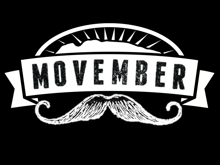 Movember 2015 presented by Sleeping Giant Brewery and The Walleye