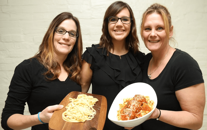 The Pasta Shoppe — Keeping Family Traditions Alive with Homemade Pasta