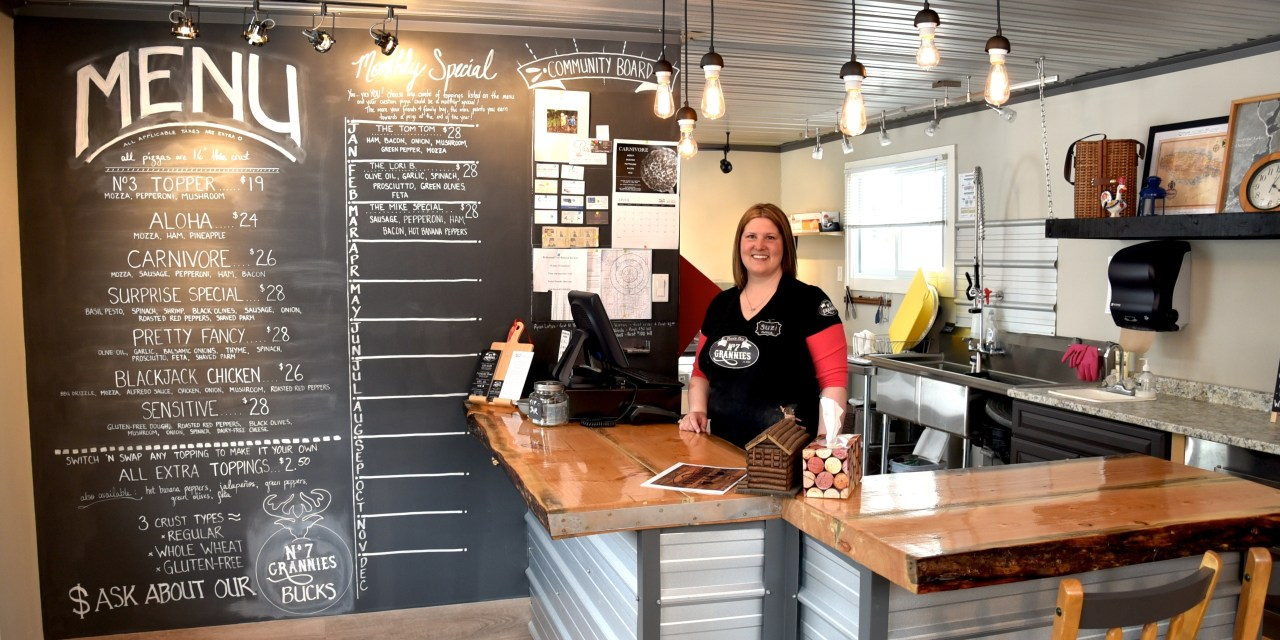 No7 Grannies—Rustic and Wholesome Pizza In Lappe