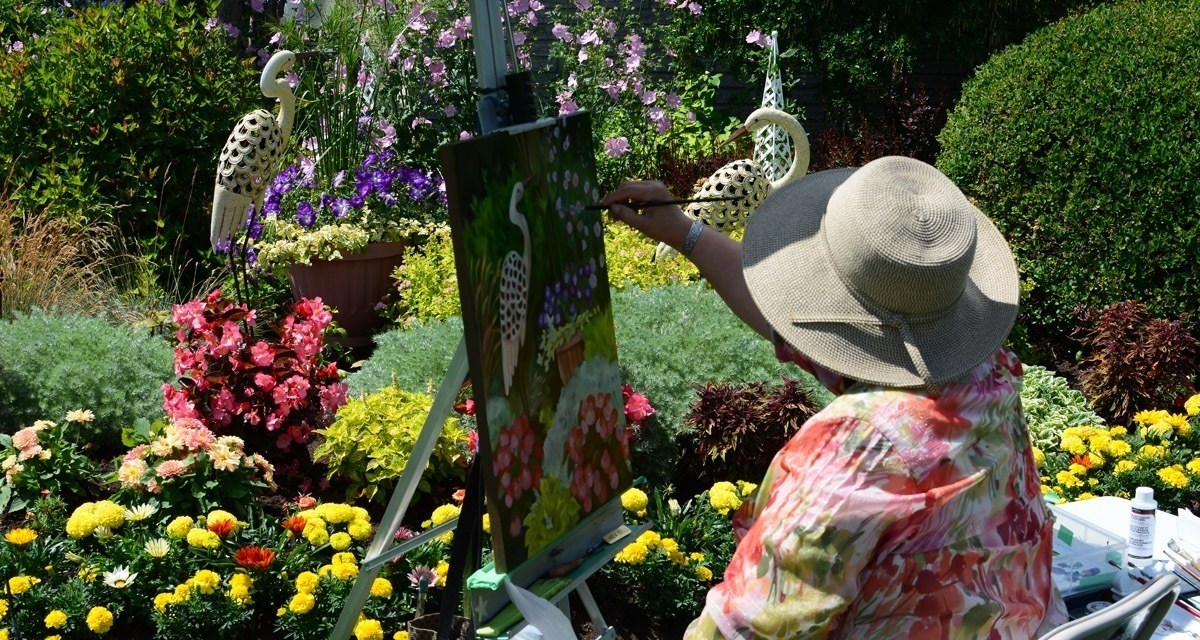 The Artistry of Gardening — The AG's Garden Tour