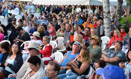 It's Official – Record Attendance At The 2016 Blues Fest