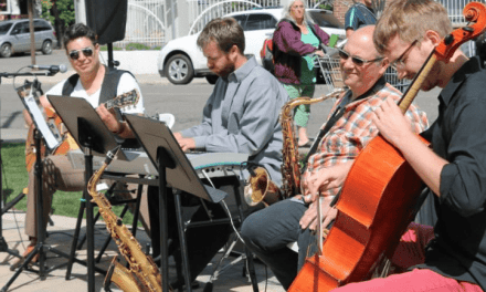 City Hall Sounds Returns for August