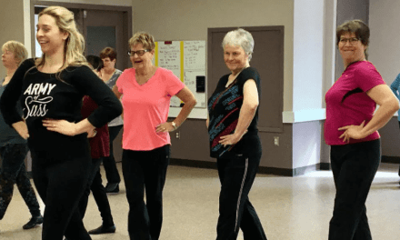 Sassy Seniors Dance to Raise Funds for Cancer