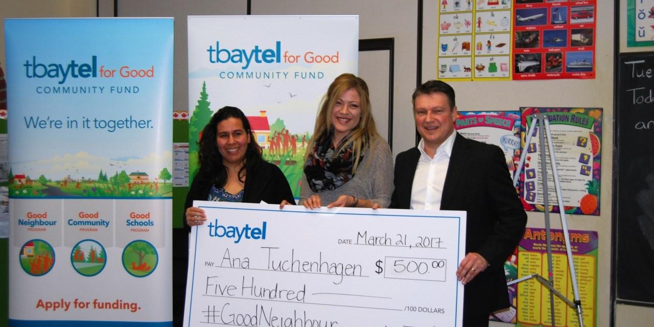 Tbaytel Announces New Community Funding Program