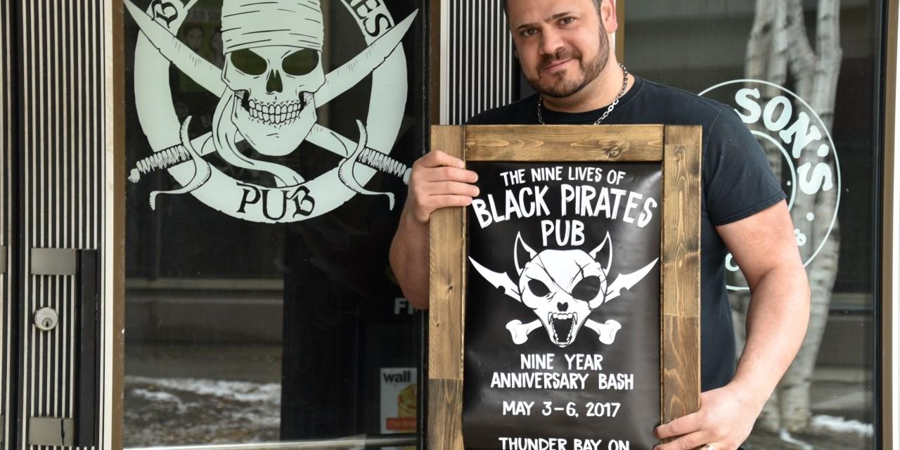 Every Year a Celebration — Onur on the Nine Lives of Black Pirates Pub