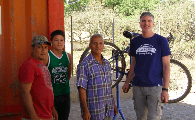 Forward, Ever Forward — Bicycles for Humanity