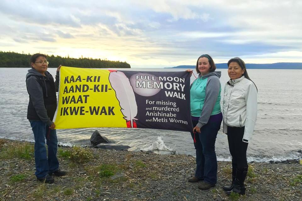 Honouring our Mothers—The Full Moon Memory Walk