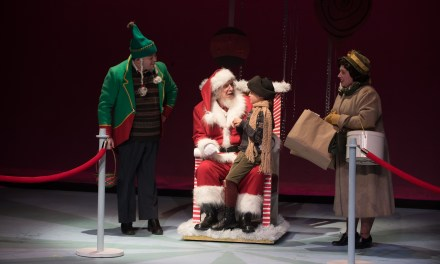 Get into the Swing of the Season with Magnus' Miracle on 34th Street