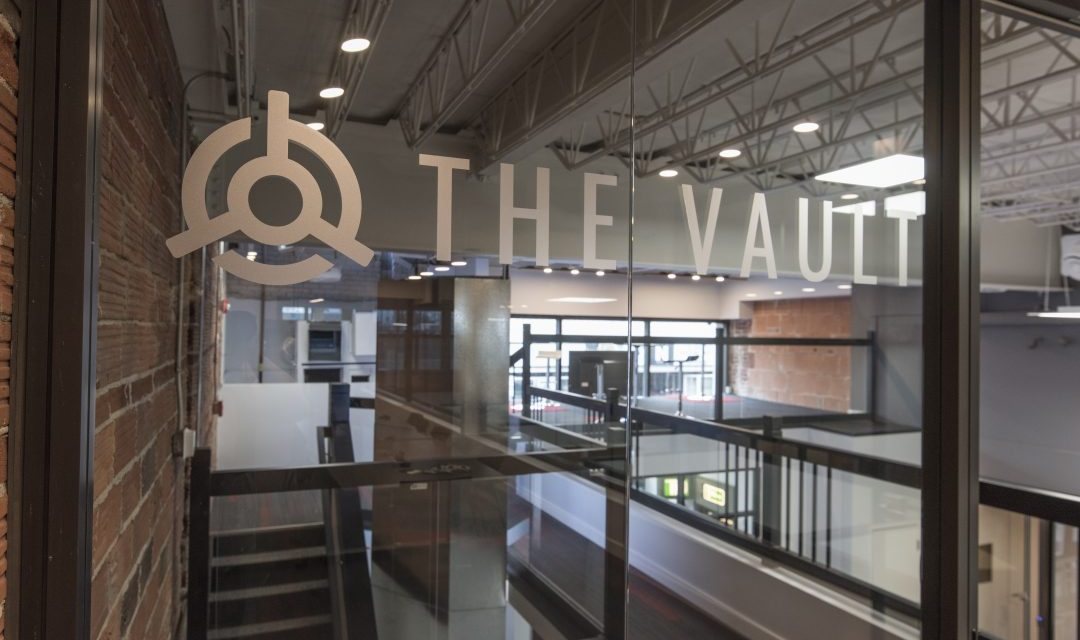 The Vault on Red River