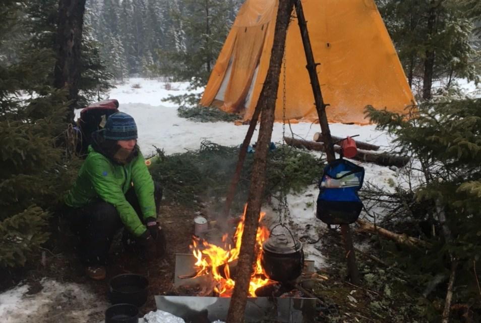 Embracing a Winter Landscape Lens