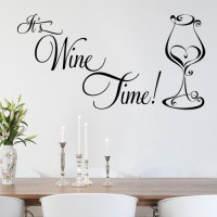 Wine Wall Decals - 8 Wall Decal