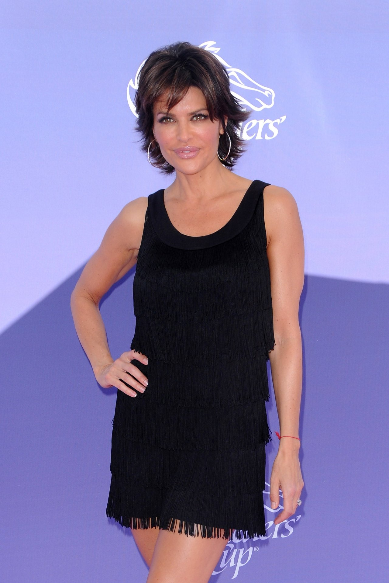 Short Hairstyle Girls Wallpapers Lisa Rinna Famous Board
