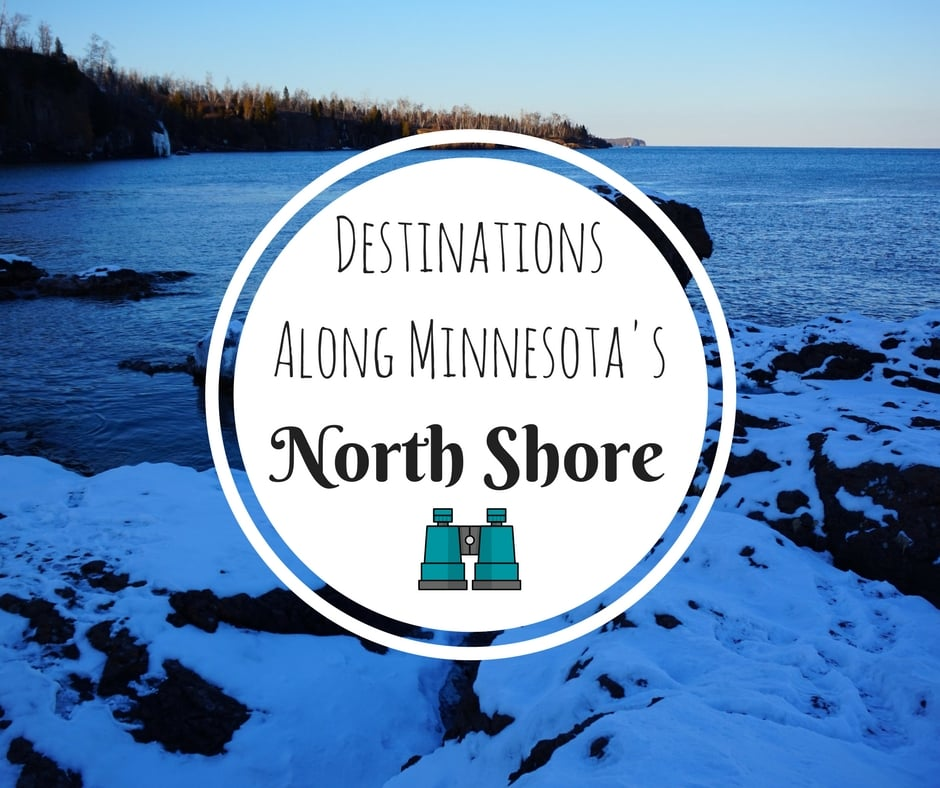 Destinations Along Minnesota's North Shore | The Wanderful Me