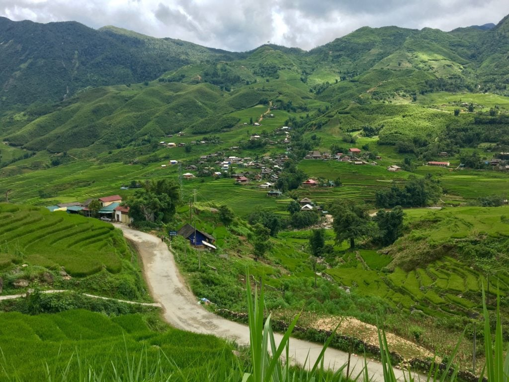 Views in Sapa • Top 10 Experiences to Have in Vietnam | The Wanderful Me