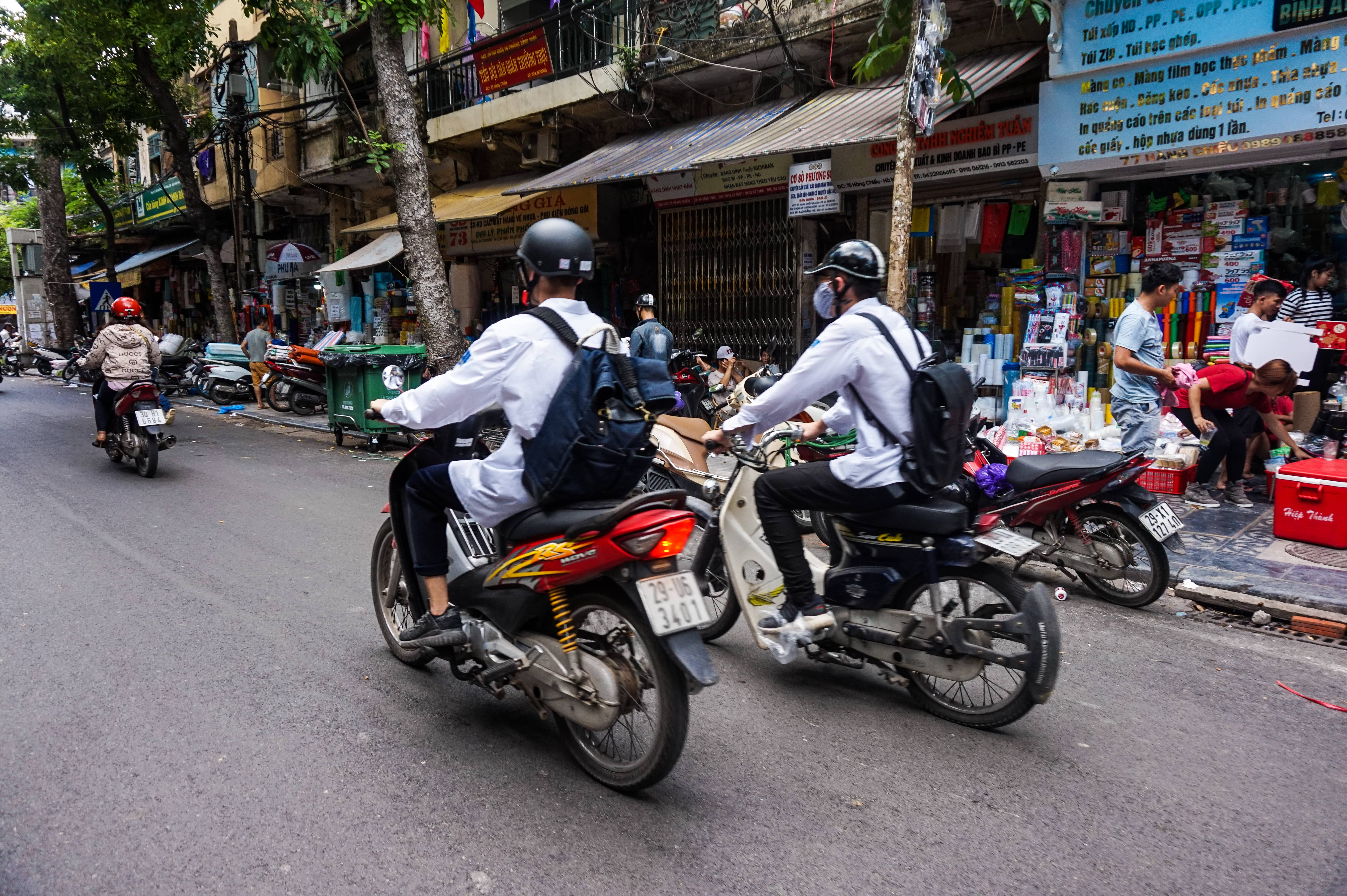 The Streets of Vietnam •16 Remarkably Useful Things to Know Before Traveling to Vietnam | The Wanderful Me
