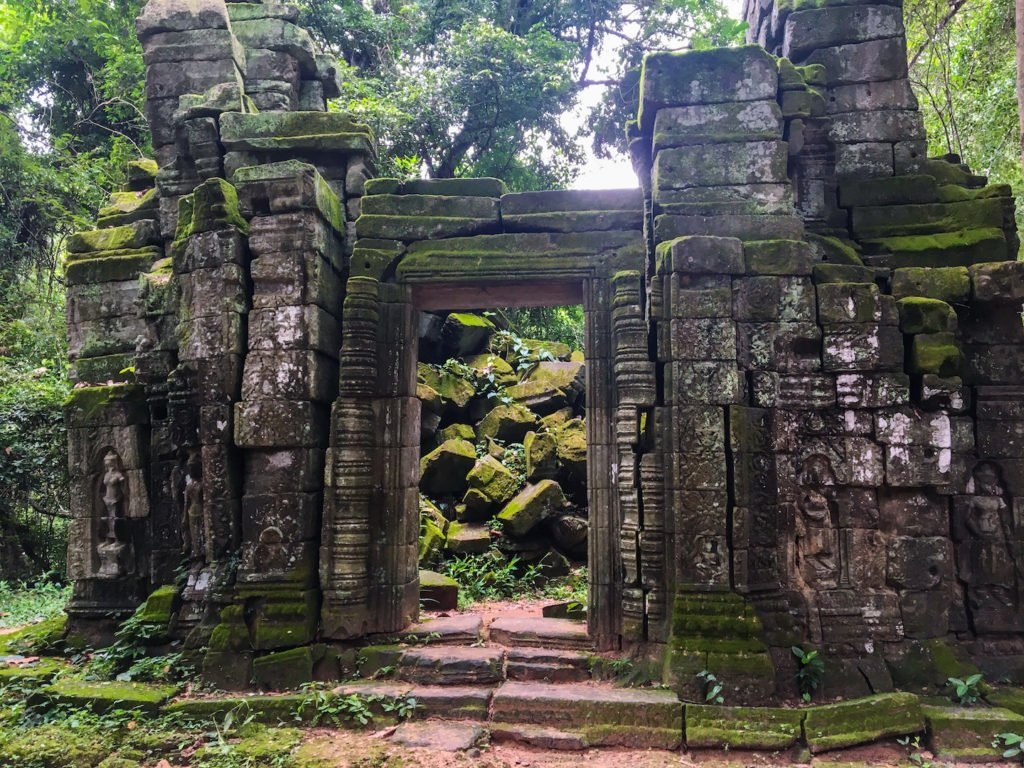 Ruins of Angkor Wat • Remarkable Tips to Make Traveling to Cambodia Easier   The Wanderful Me