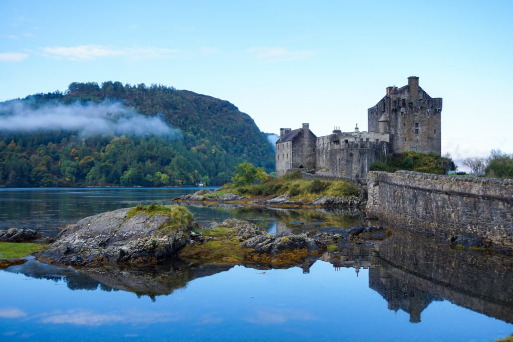 Beautiful Eilean Donan Castle •3-Day Tour to Skye, The Highlands, and Loch Ness | The Wanderful Me