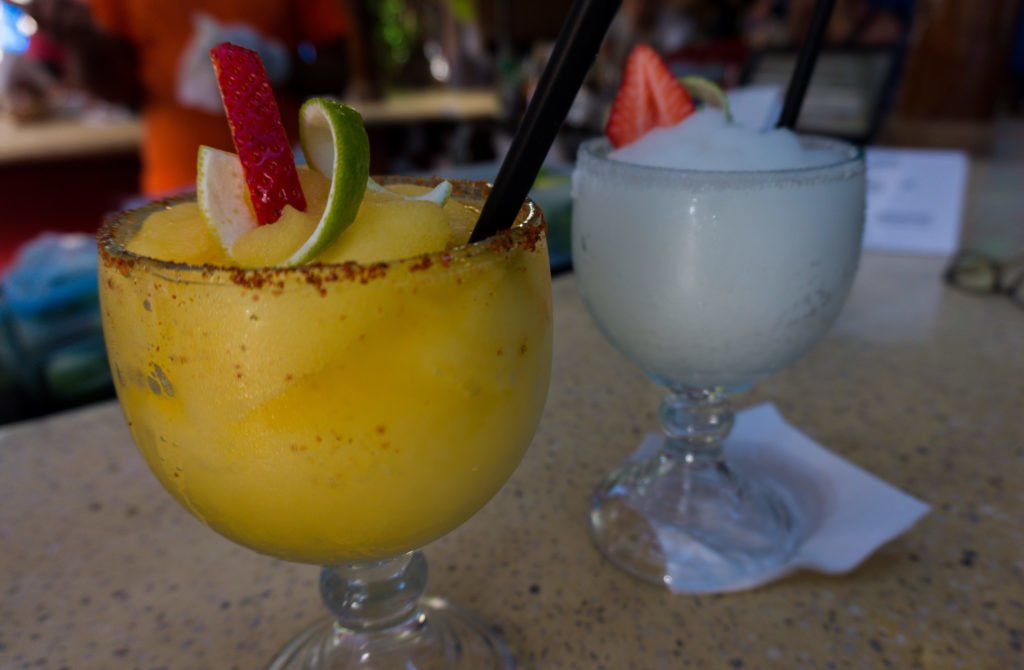 Tasty (Strong!) Margaritas •Top Places to Eat in the Zona Romantica, Puerto Vallarta (with Vegan Options!) | The Wanderful Me