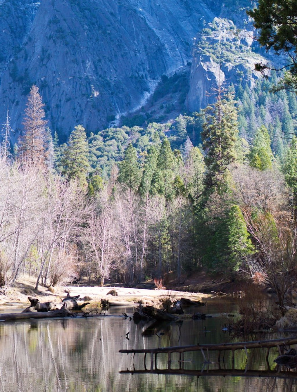 River • Useful Things to Know Before Visiting Yosemite and Sequoia in the Winter | The Wanderful Me