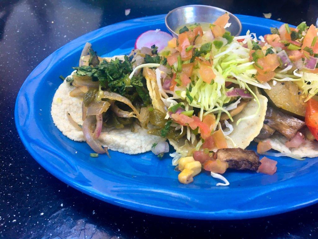 Taco, The Coronado PHX • 10 Fantastic Vegan Restaurants in Phoenix, Arizona