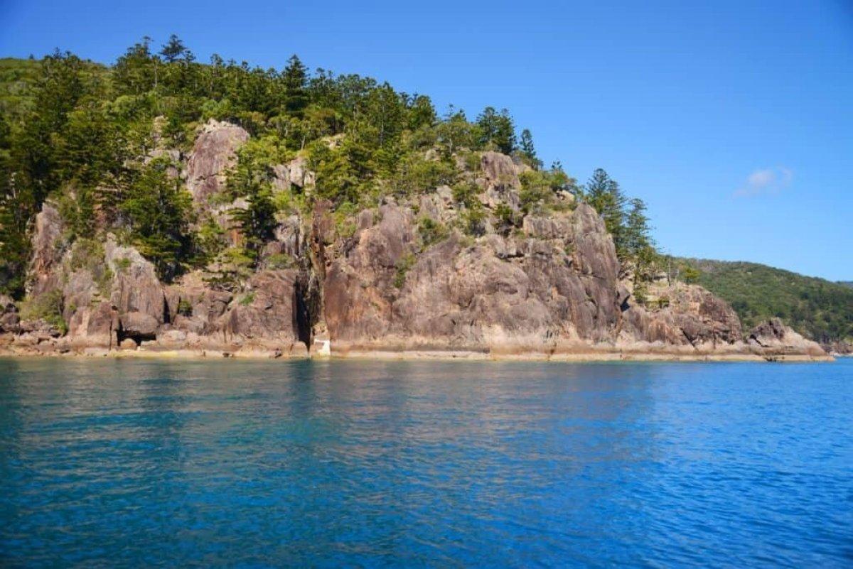 Mantaray Bay, Hook Island