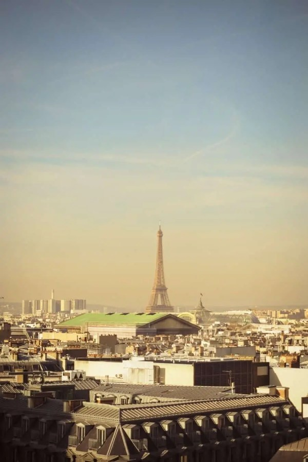 Paris Photography Places