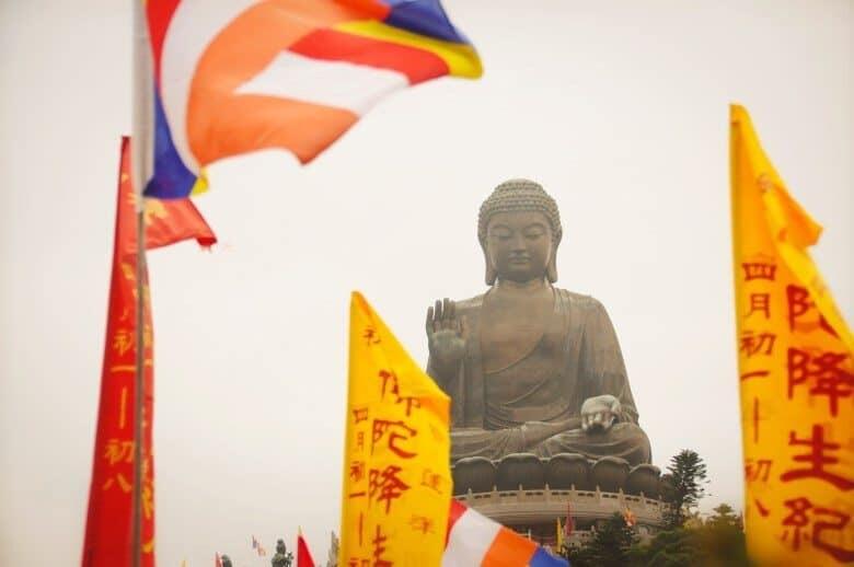 Hong Kong Big Buddha