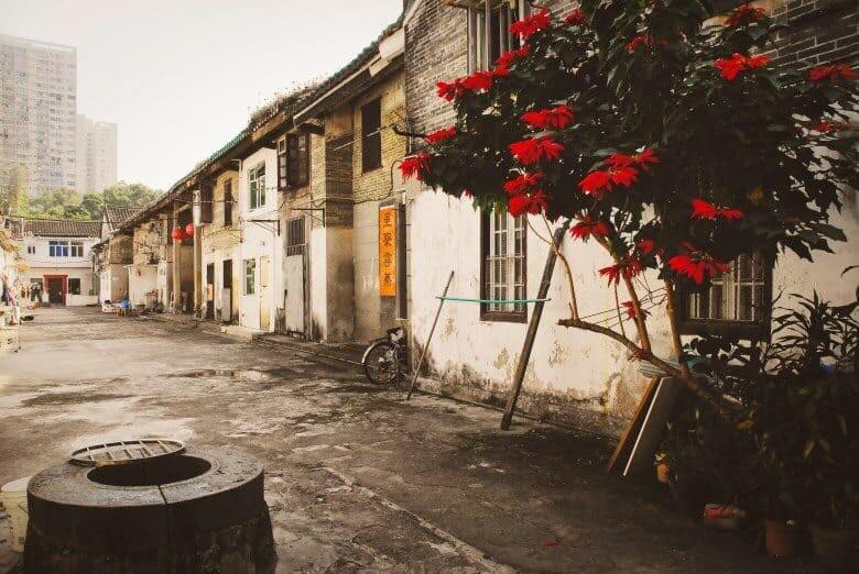 Hong Kong Sha Tin Wai Village