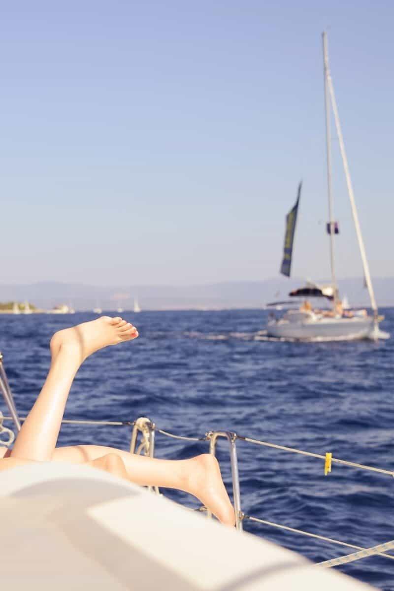 Croatia Sailing - The Wandering Lens - Medsailors