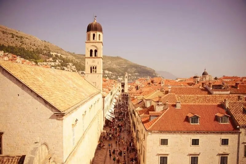 Dubrovnik The Wandering Lens Photography Locations