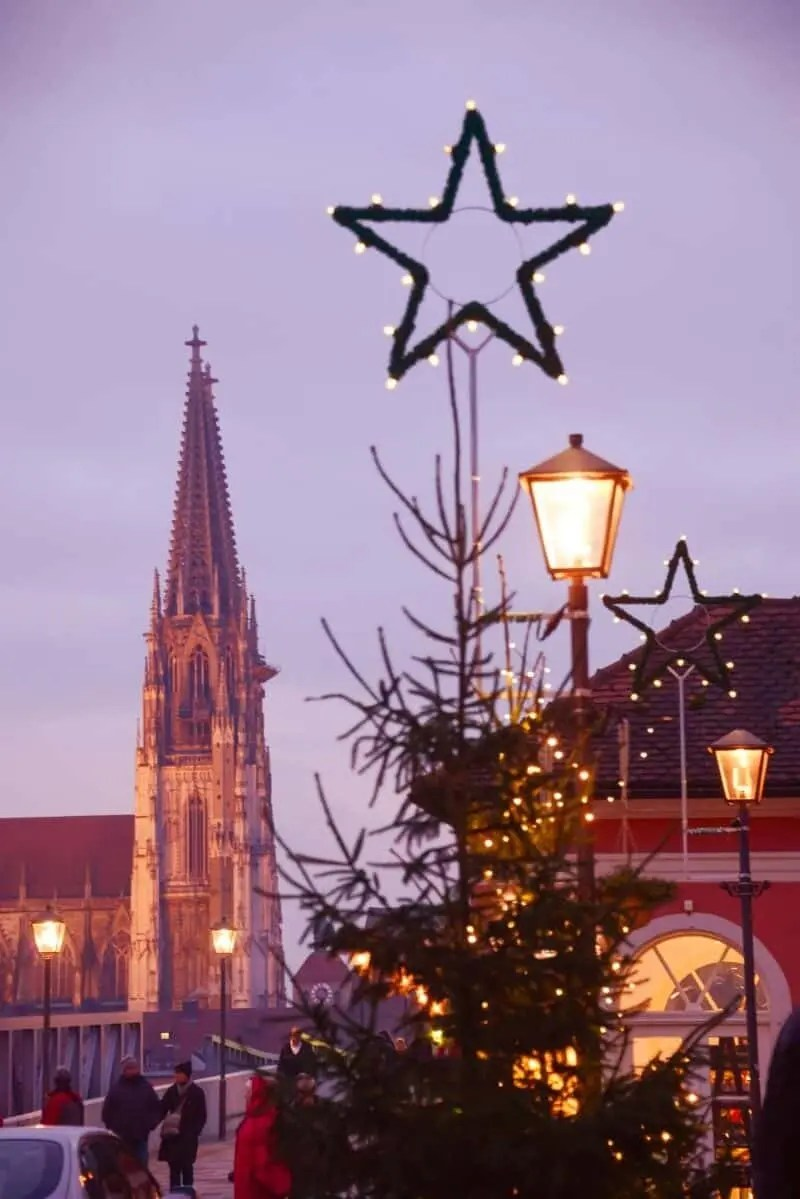 Christmas Markets Regensburg, Germany by The Wandering Lens www.thewanderinglens.com