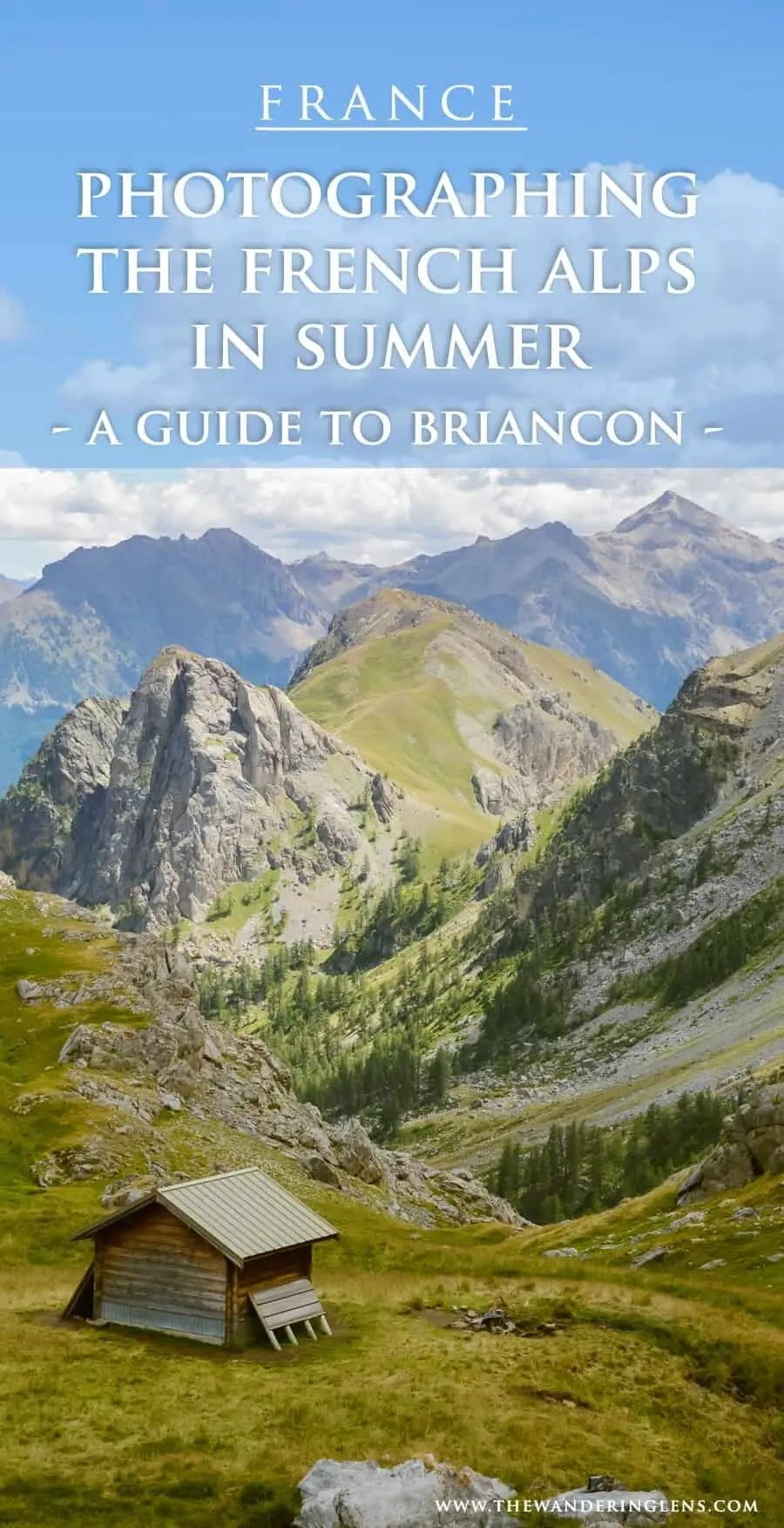 French Alps in Summer - A Guide to Photography Locations in Briancon, France