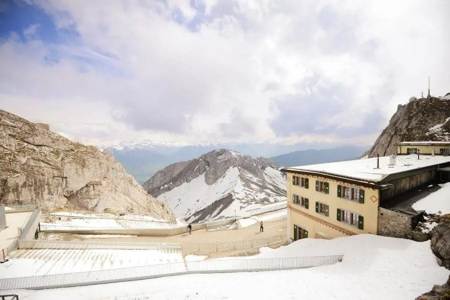 Mount Pilatus Hotel Review 12