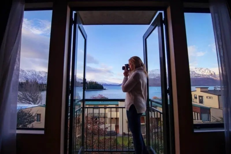 Visual Hotel Review Hotel St Moritz Queenstown The