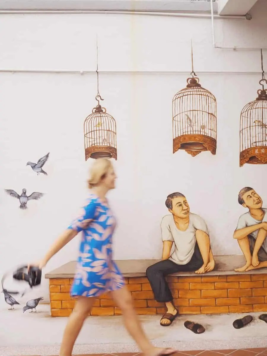 Singapore Photography Locations by The Wandering Lens photographer Lisa Michele Burns - Tiong Bahru