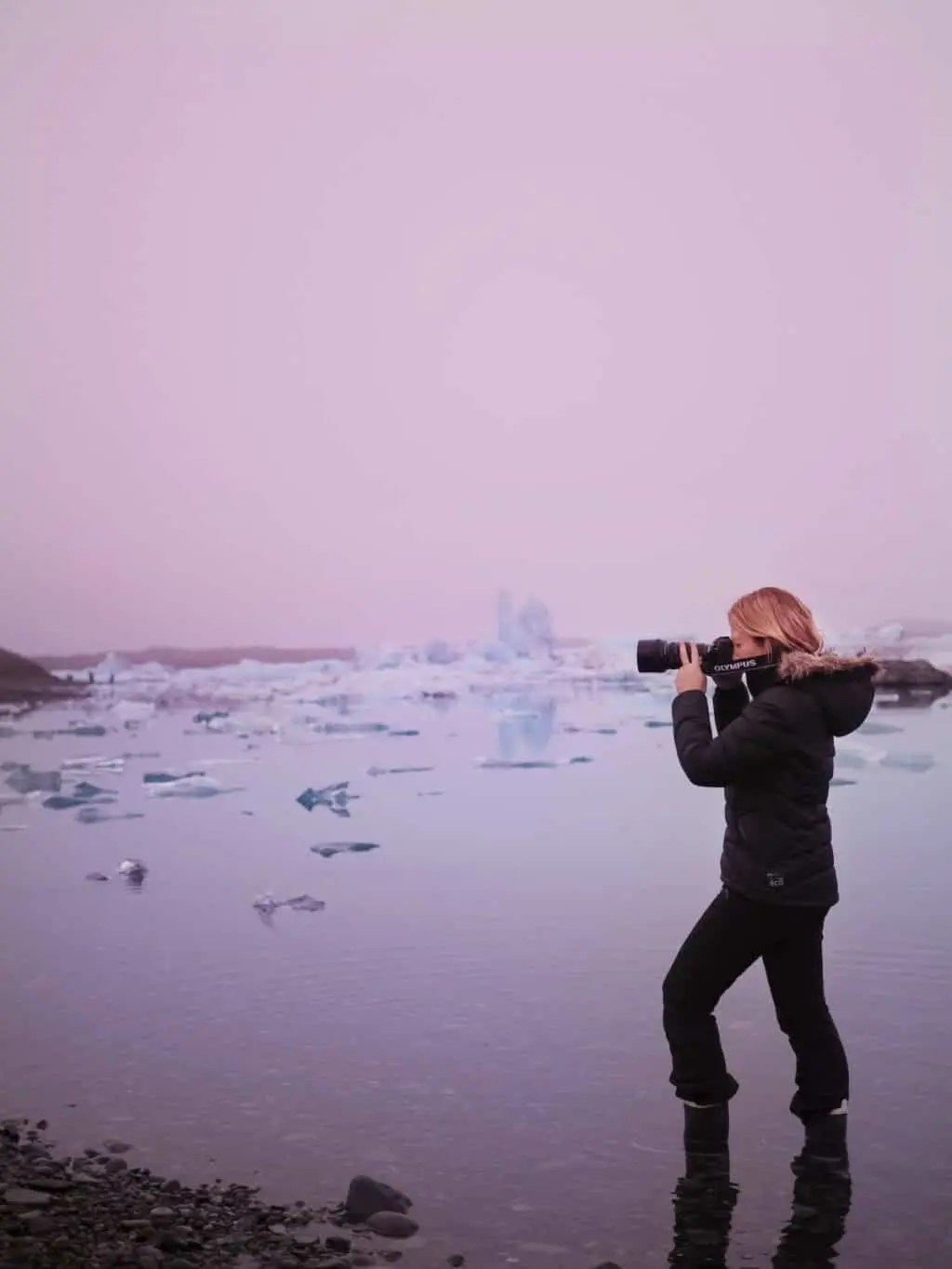 Iceland landscape photography by The Wandering Lens with Olympus Australia