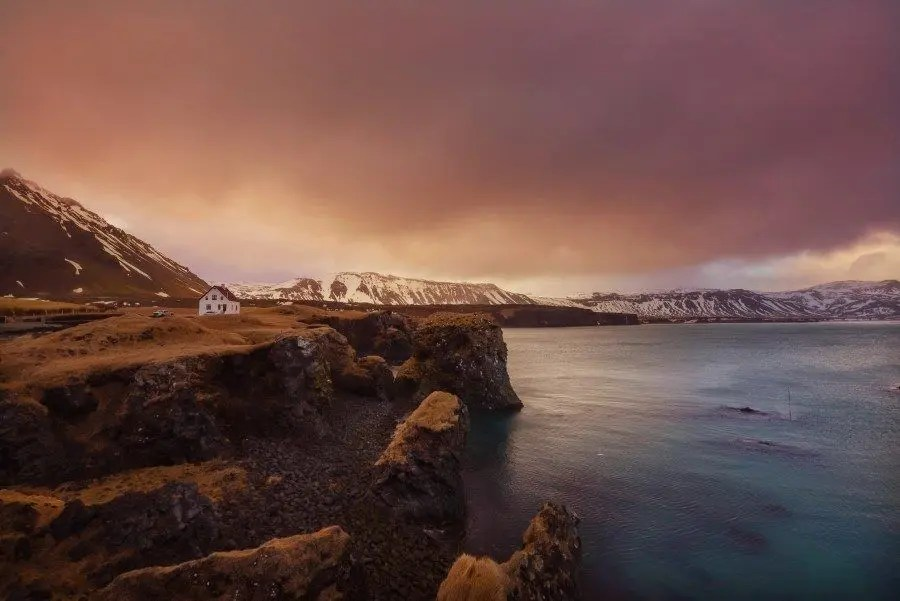Arnarnstapi Iceland Snaefellsnes Peninsula and West Coast by The Wandering Lens
