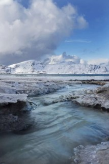 Landscapes Of Lofoten Islands Norway - Wandering