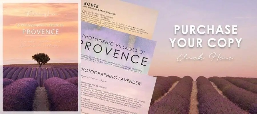 Provence lavender fields and beautiful villages eBOOK