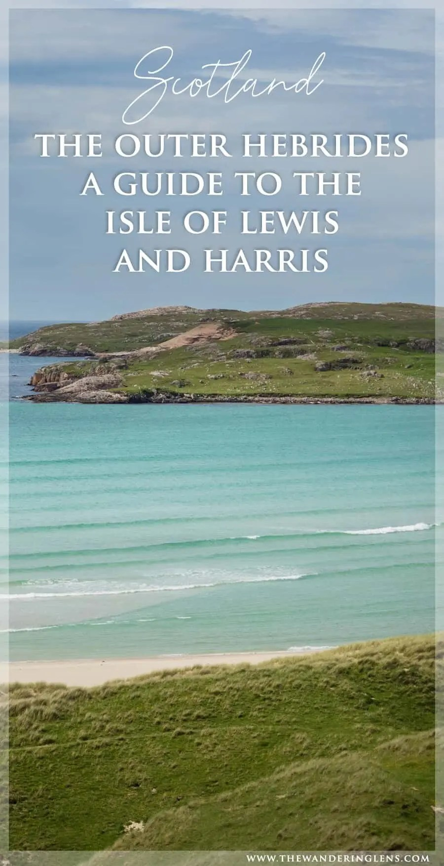 The Outer Hebrides, Isle of Lewis and Harris, Scotland travel photography guide