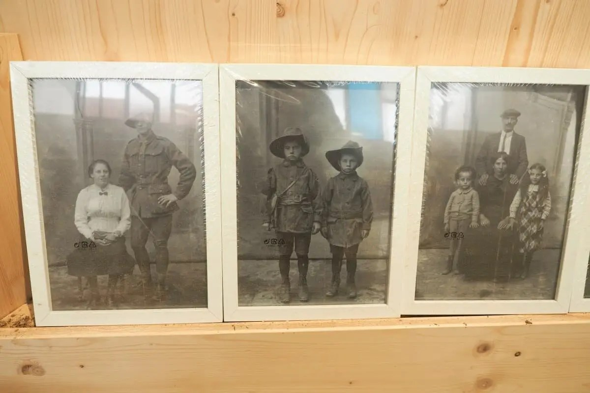 Vignacourt, France the Thuillier Collection of War Photographs