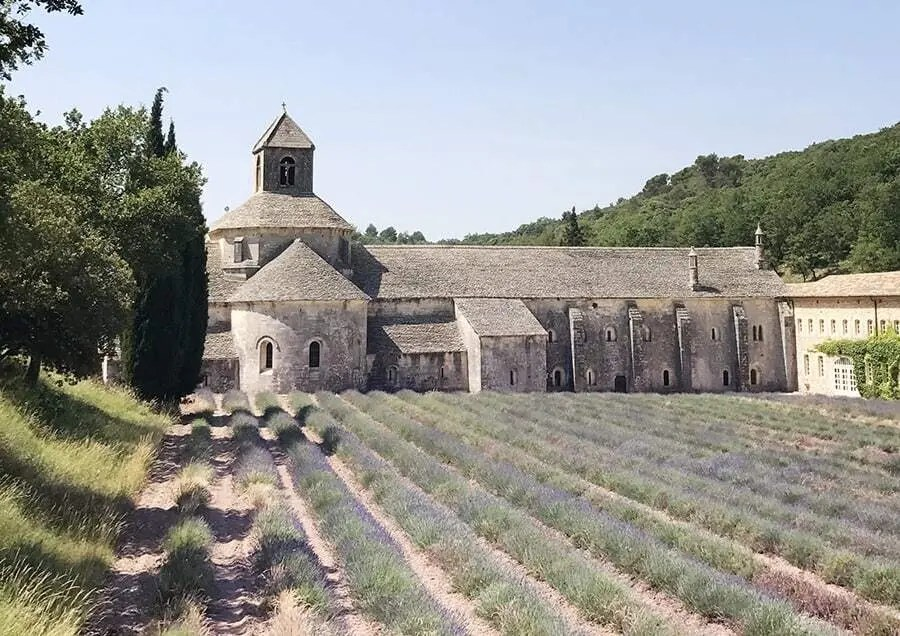 Abbaye de Senanque Provence, France