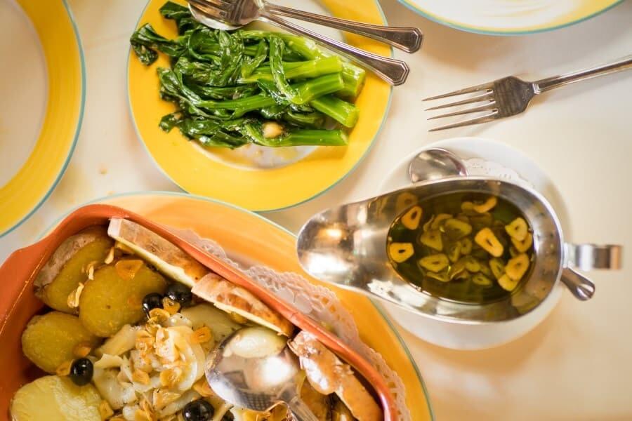 Restaurante Espaco Lisboa - Portuguese cuisine, Macao photography and food locations