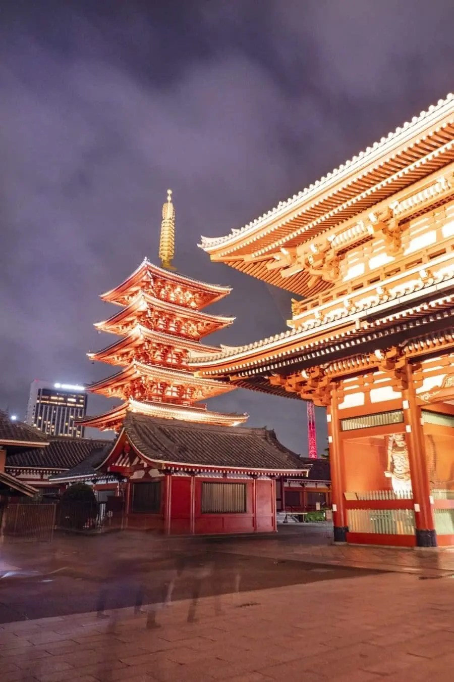 Asakusa and Senso-ji Shrine, Tokyo Photography Locations - A Photographer's Guide to Photo Spots in Tokyo