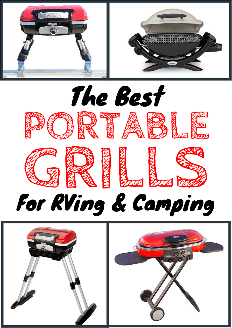 rv propane grill hookup