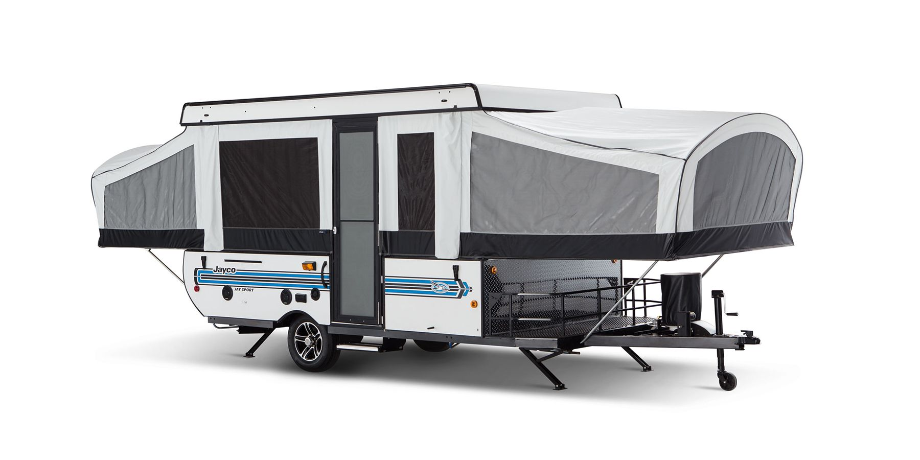 216 Jay Sport A Pop Up Camper With Class