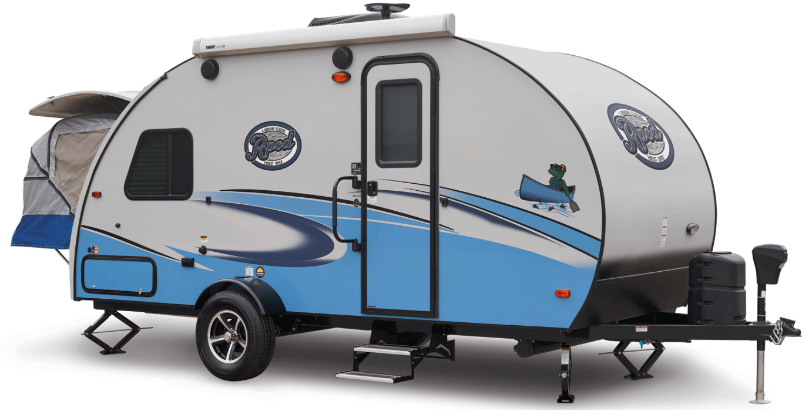 13 Best Small Travel Trailers  Campers Under 5000 Pounds