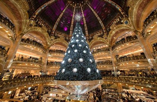 galeries_lafayette_paris_christmas