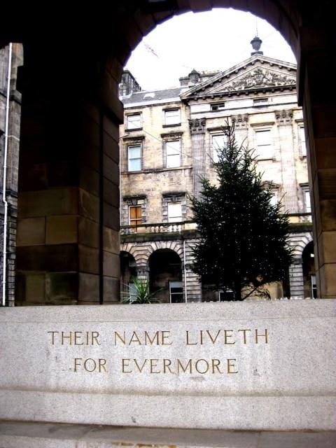 Royal Mile, Old Town Edinburgh