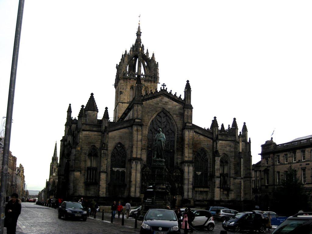 St. Giles, Edinburgh, Scotland